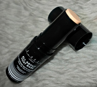 All About that Base stick foundation in Ivory