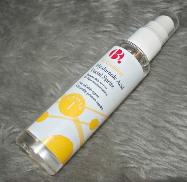 B. Hyaluronic Acid Facial Spritz