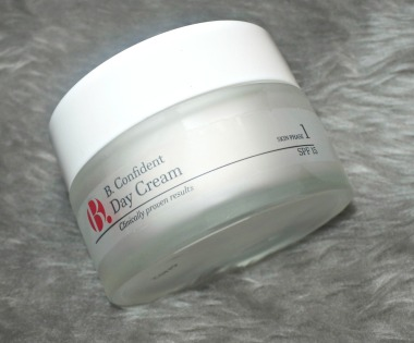 B. Confident Day Cream